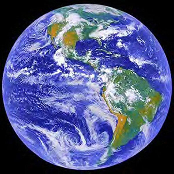 view of planet earth - photo #26