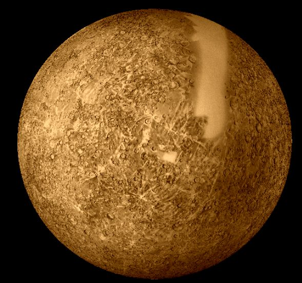 Facts About the Planet Mercury: Fun & Interesting Facts on ...
