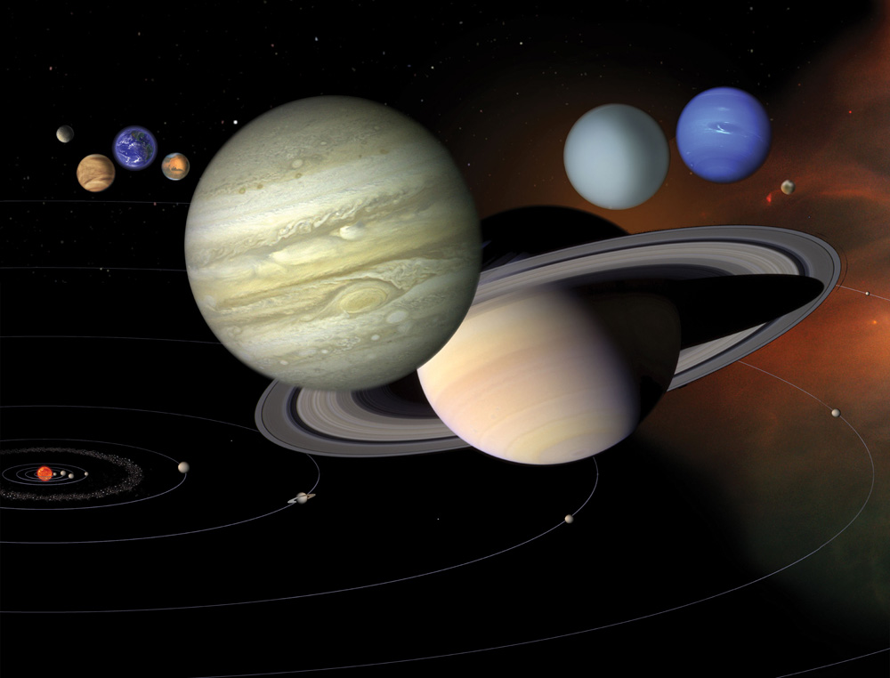 Planets In Our Solar System Pictures
