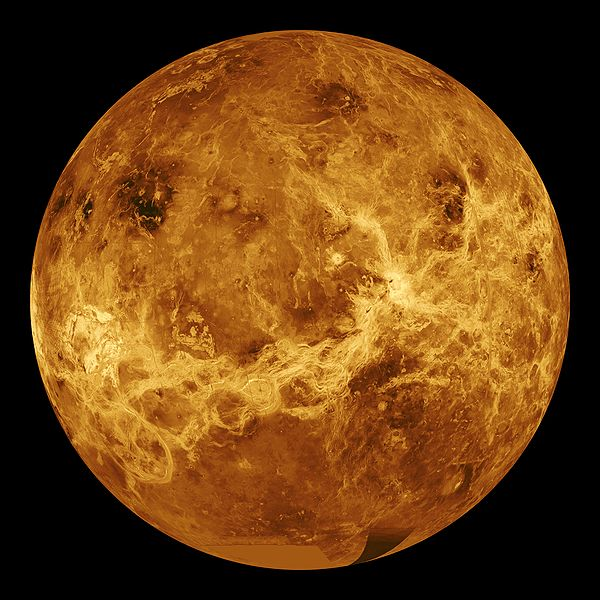 Facts About the Planet Venus – Fun & Interesting ...