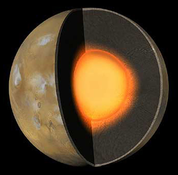 planet venus core - photo #29
