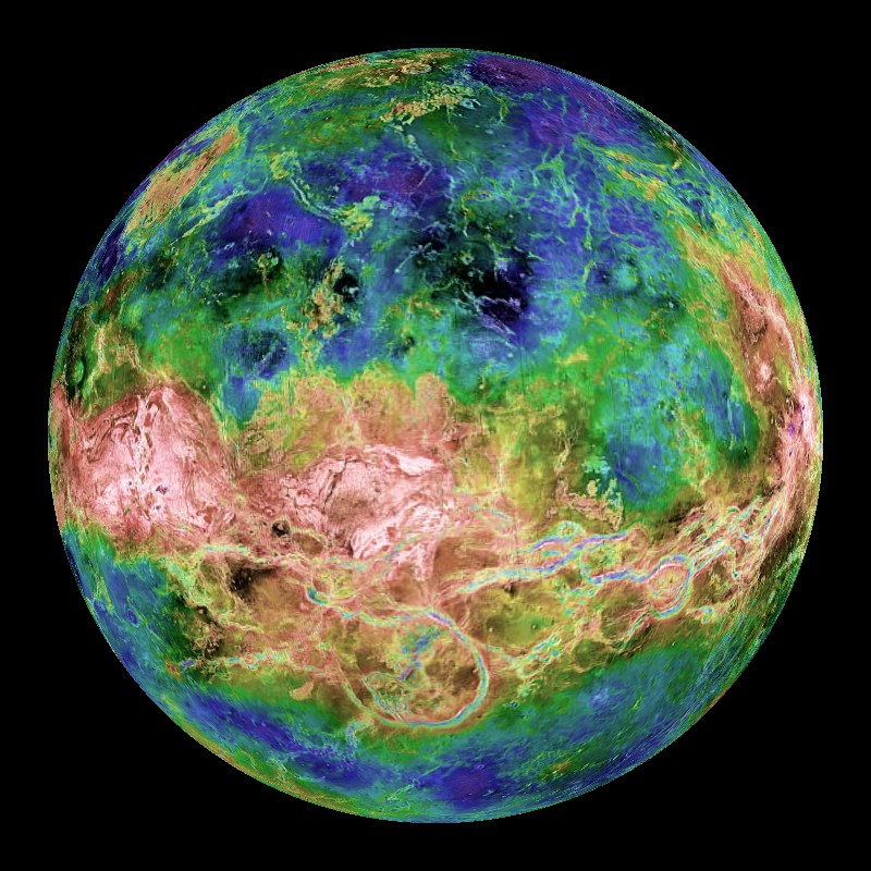 Venus Pictures – Photos, Pics & Images of the Planet Venus: planetfacts.org/venus-pictures