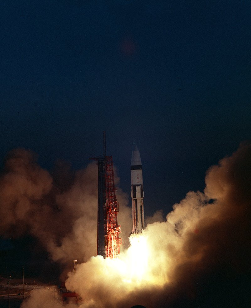 apollo 5 spacecraft - photo #12