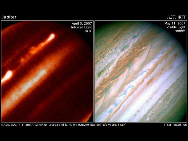 Atmosphere of Jupiter: Planet Jupiter's Atmospheric ...