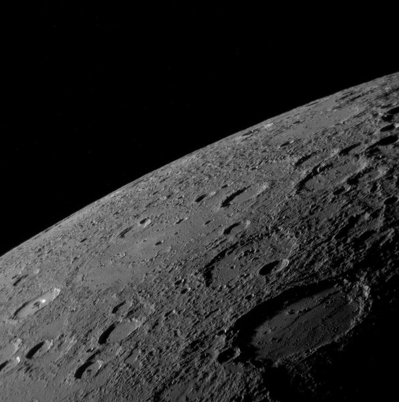 planet mercury surface gravity - photo #6