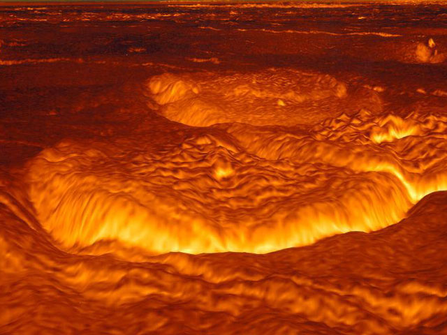 planet venus surface photos - photo #24