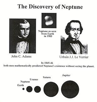 नेपच्यूनचा शोध