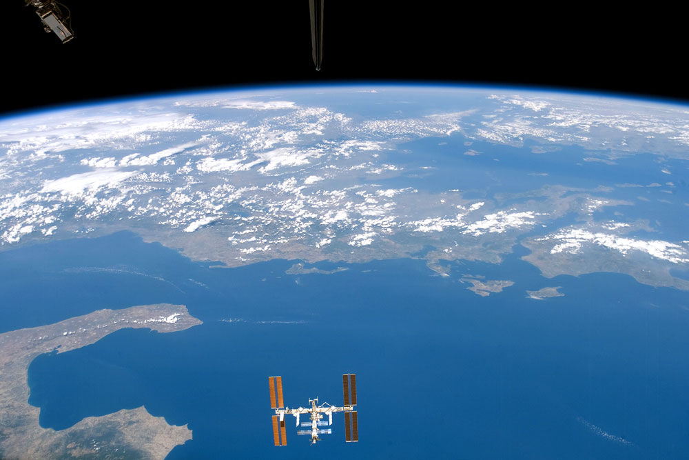 What is the International Space Station: ISS History ...