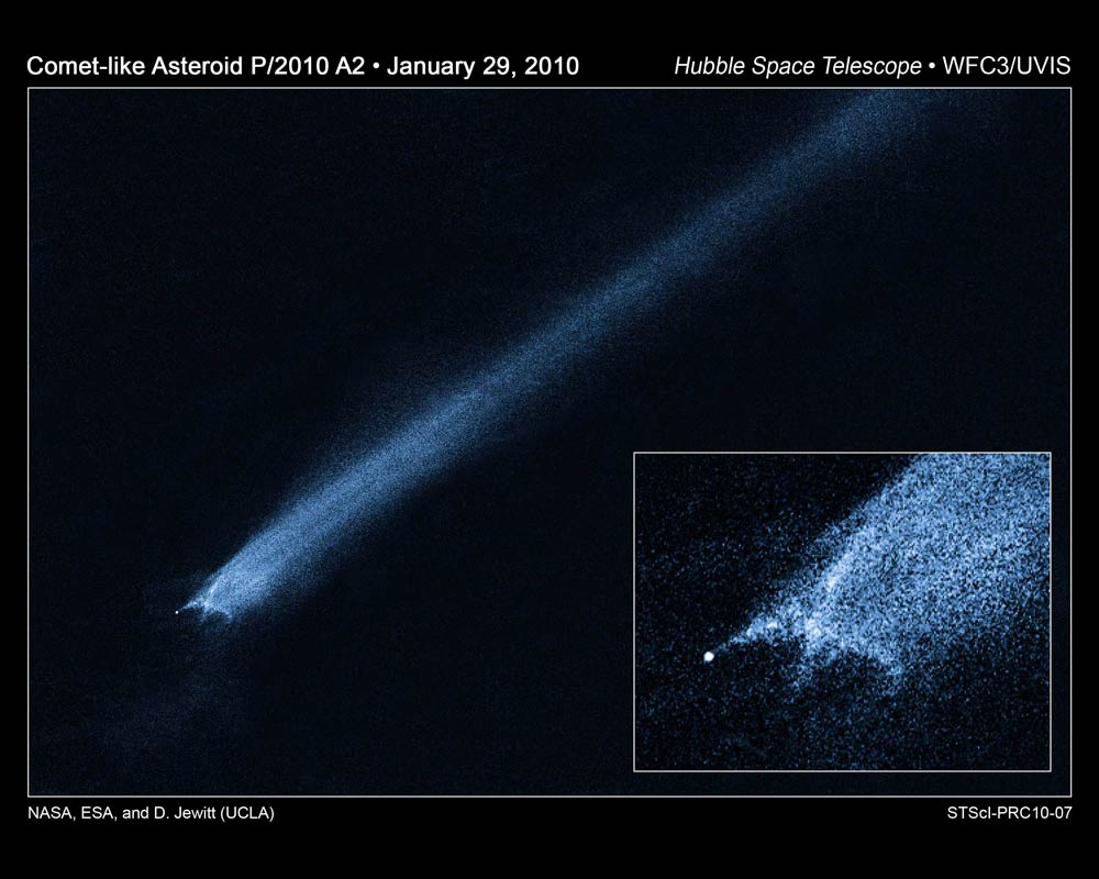 asteroid earth collisions - photo #21