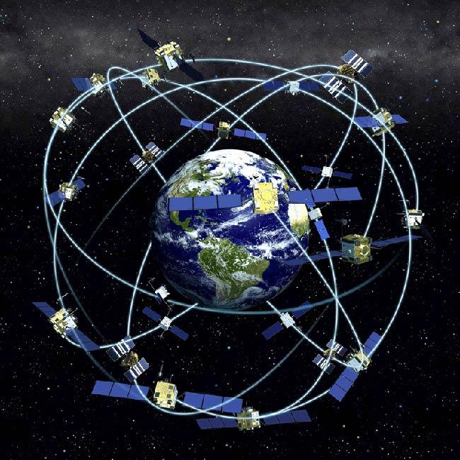 Satellite Pictures - Photos & Images of Artificial Satellites